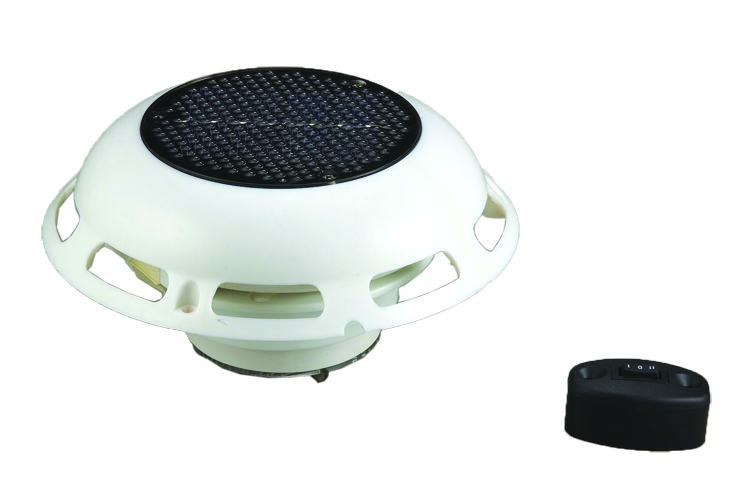 Solar Powered Ventilators