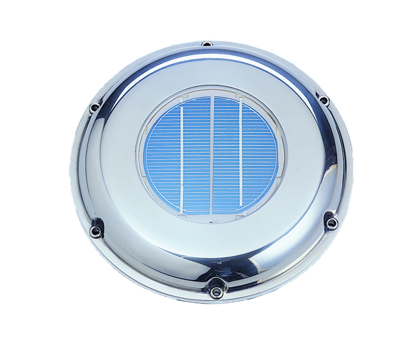 Solar Powered Ventilator